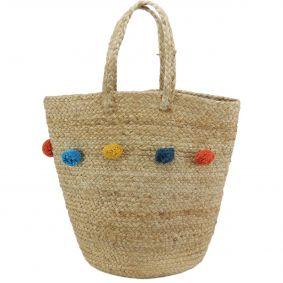 """""""Bala"""" Medium Jute Bag"""