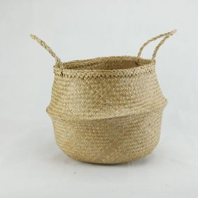 IN STOCK! Popup Belly Basket Medium Natural